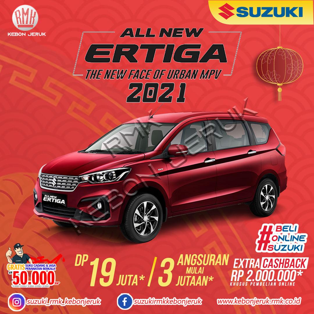 Suzuki All New Ertiga RMK Kebon Jeruk