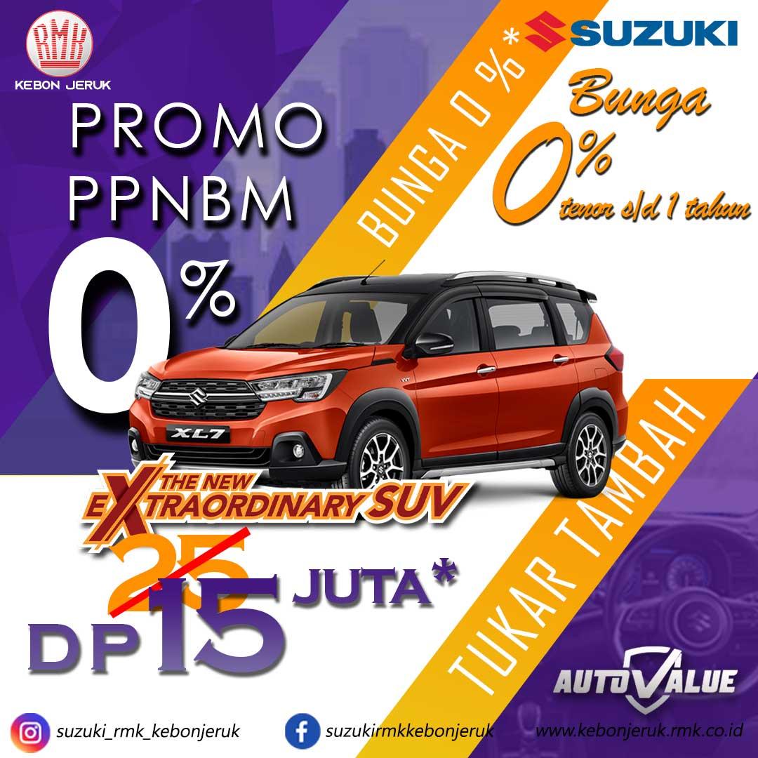 promo-maret-ppnbm-suzuki-XL7-RMK Kebon Jeruk