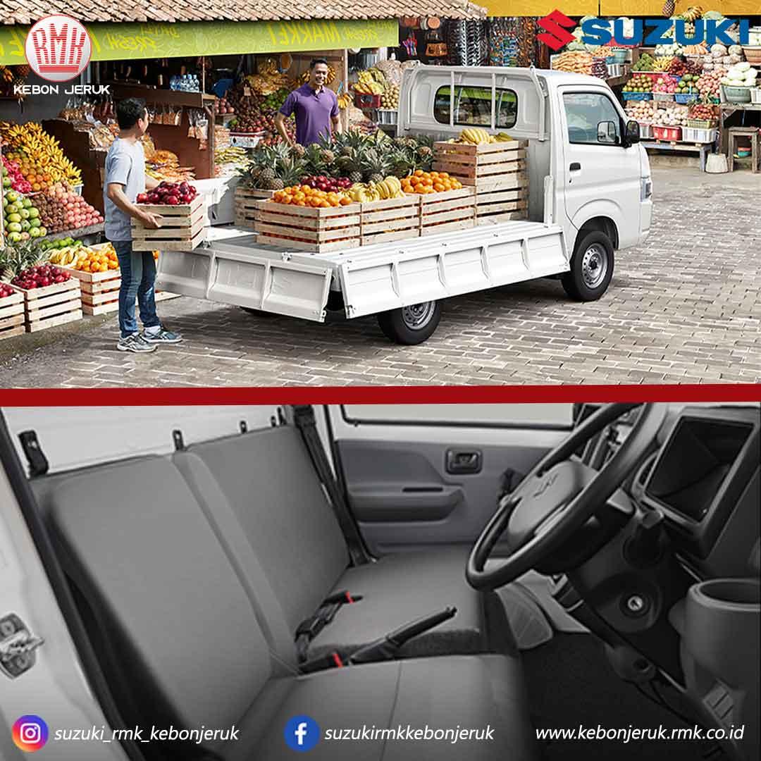 New-Carry-Pickup-lega-di-luar-lega-di-dalam-suzuki-rmk-kebon-jeruk