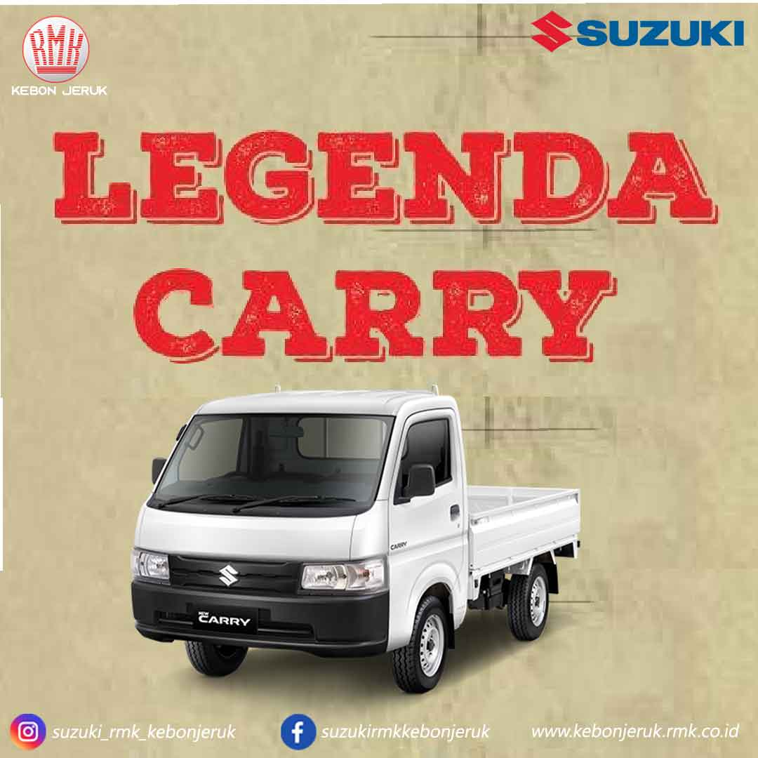legenda carry rmk suzkuki kebon jeruk